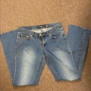 Express jeans size 7/8